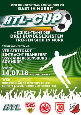 HTL CUP 2018 - VfB Jugend gewinnt erneut