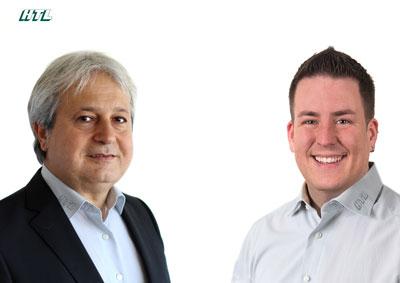 Zwei mit viel Engagement: Aldo Bonfilio und Eloy Hidalgo sind das neue HTL-Vertriebsteam.